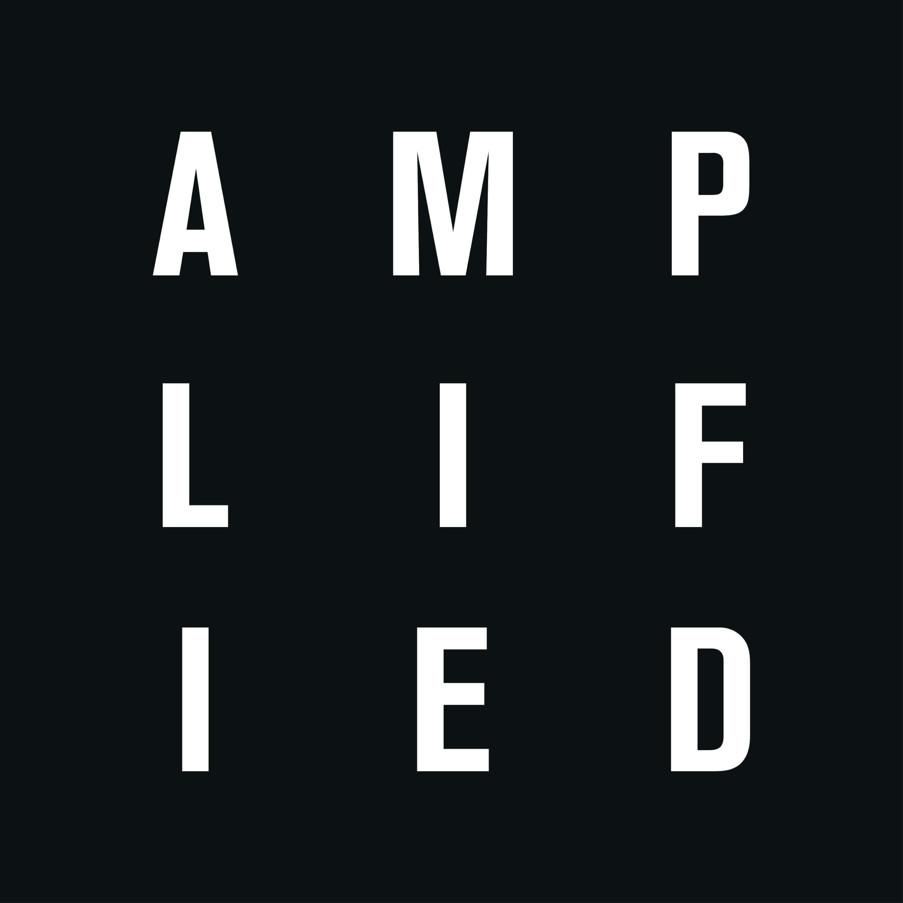 Amplified - Logo