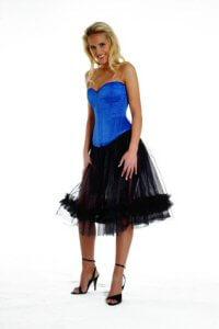 Petticoats und Petticoat-Kleider: Mit Rock und Kurzarm in die 50er