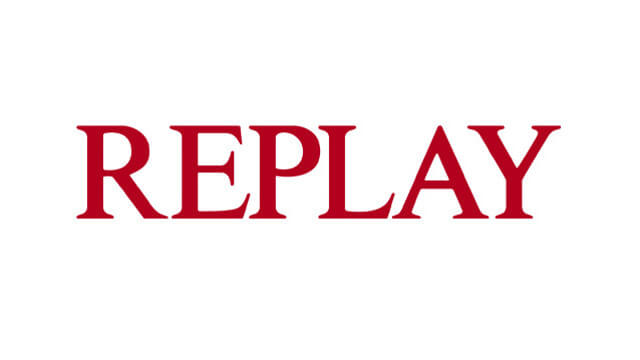 Replay - Logo
