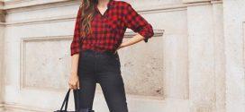 Schwarze Damen Jeans – Modeinspiration Herbst 2019