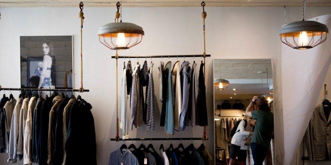 Shoppen im Netz – besonders im Bereich Mode wird immer häufiger online eingekauft