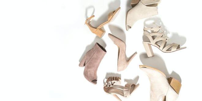 Das Outfit mit einem passenden Schuh abrunden