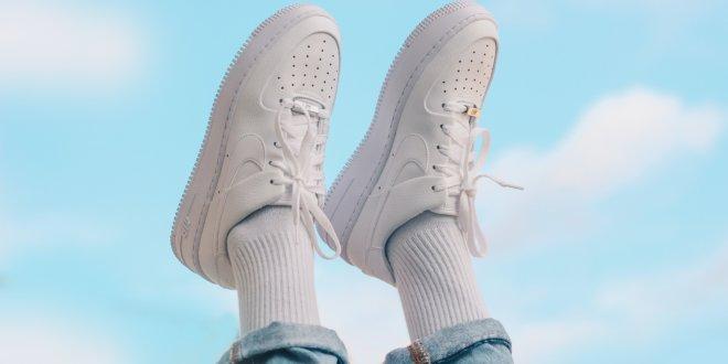 Nike Air Force 1 mal anders
